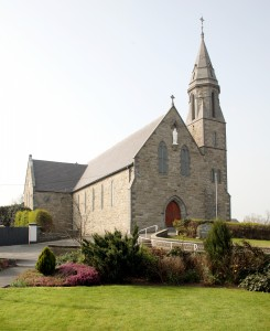 St Michael's Church, Foxford