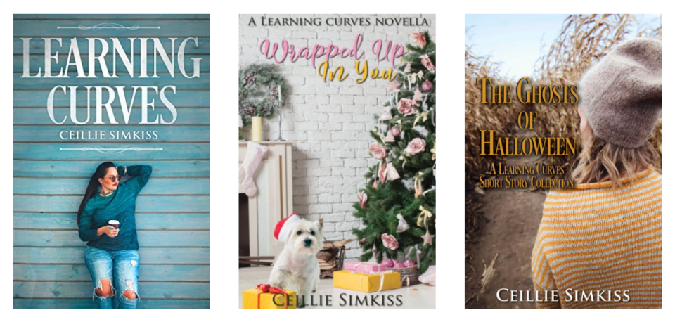 Learning Curves Original Covers Triptych