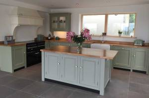 Foxhall Darker Tones Kitchen