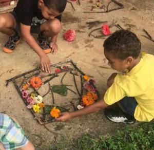 Donate Nonprofit Farm Herb Education learning Center children youth kids art nature
