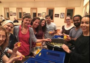 foxhaven-farm-mindful-eating-experiences Mindful Eating Cooking Class Community Dinner Local Farm Frederick MD