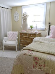bedroom cottage shabby diy decorating tour budget walk fox smell fresh hollow plant thyme charming collect whole creeping later rosemary