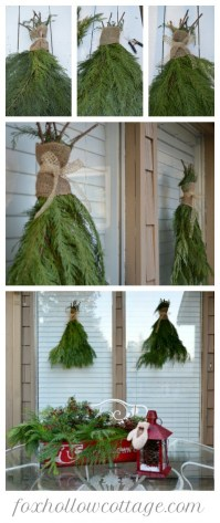 Weather Resistant Outdoor Christmas Decorating Ideas - Fox ...
