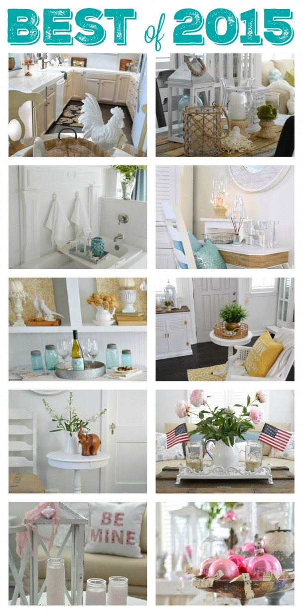 Easy home decorating projects - Art and craft ideas for home decor ...