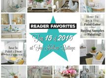 Top 15 DIY Craft and Home Decorating Projects of 2015
