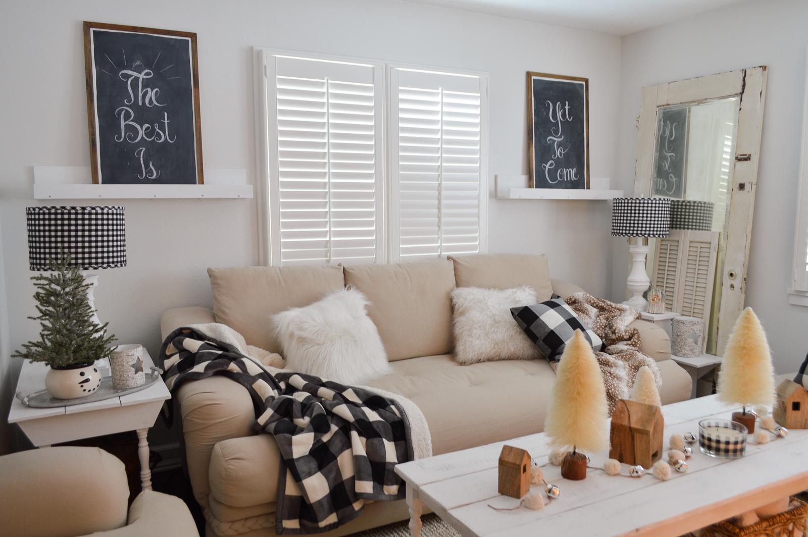 Winter Home Decorating Ideas Elitflat