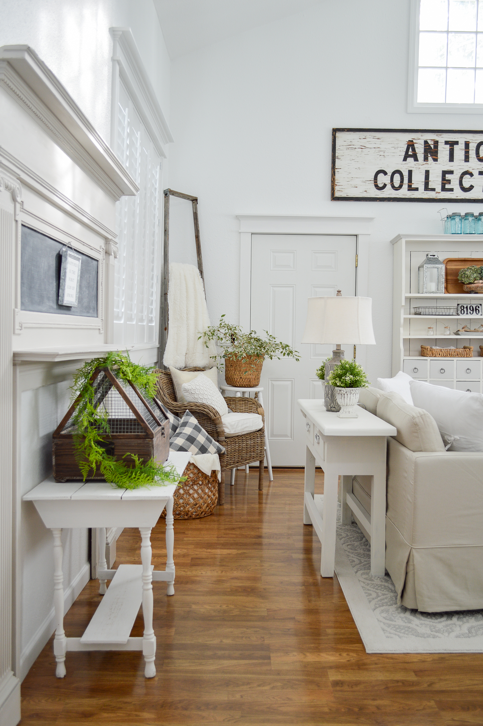 Collected Cozy Cottage Living Room Makeover Fox Hollow Cottage