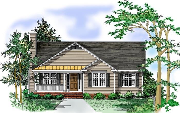 Holly Ridge Fox House Plans