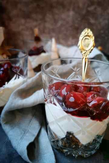 Kerst dessert monchou