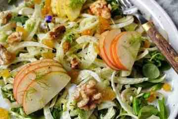 Vegetarische salade recept