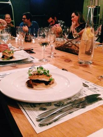 Dinner at L'Avenir Wine Estate with Matt Manning