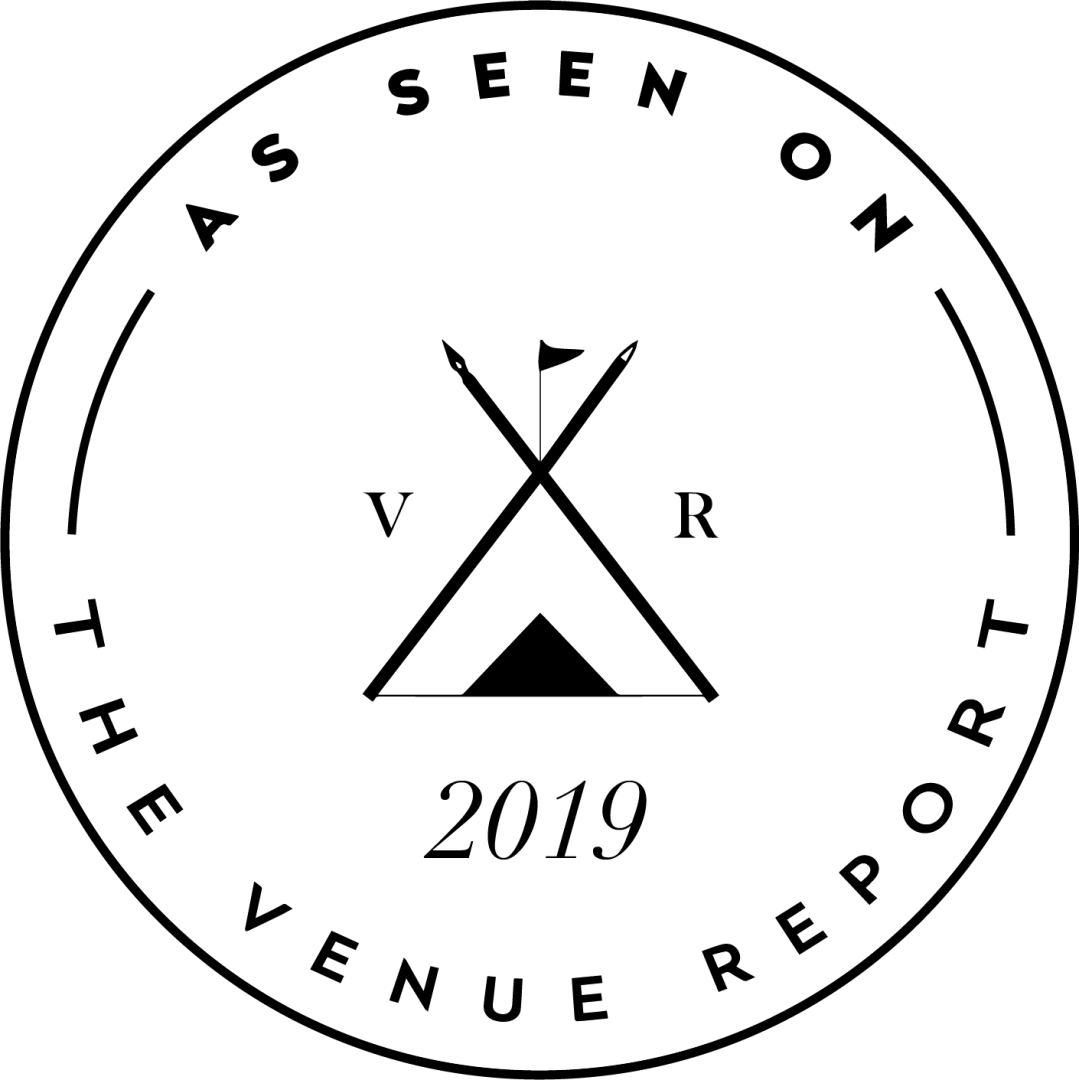 The Venue Report Logo
