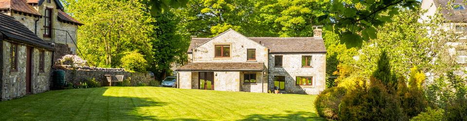 The Garden - Foxlow Coach House