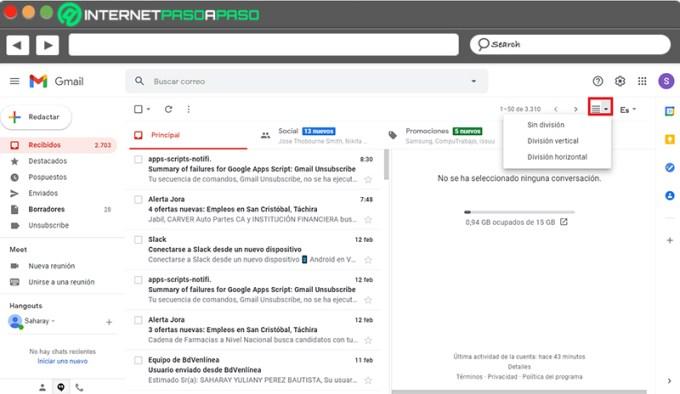 Te mostramos cómo utilizar la vista previa de Gmail para aprovechar al máximo la funcionalidad de esta plataforma