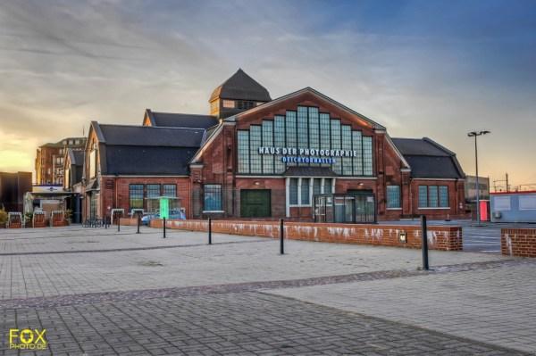 Deichtorhallen - Hamburg - HDR