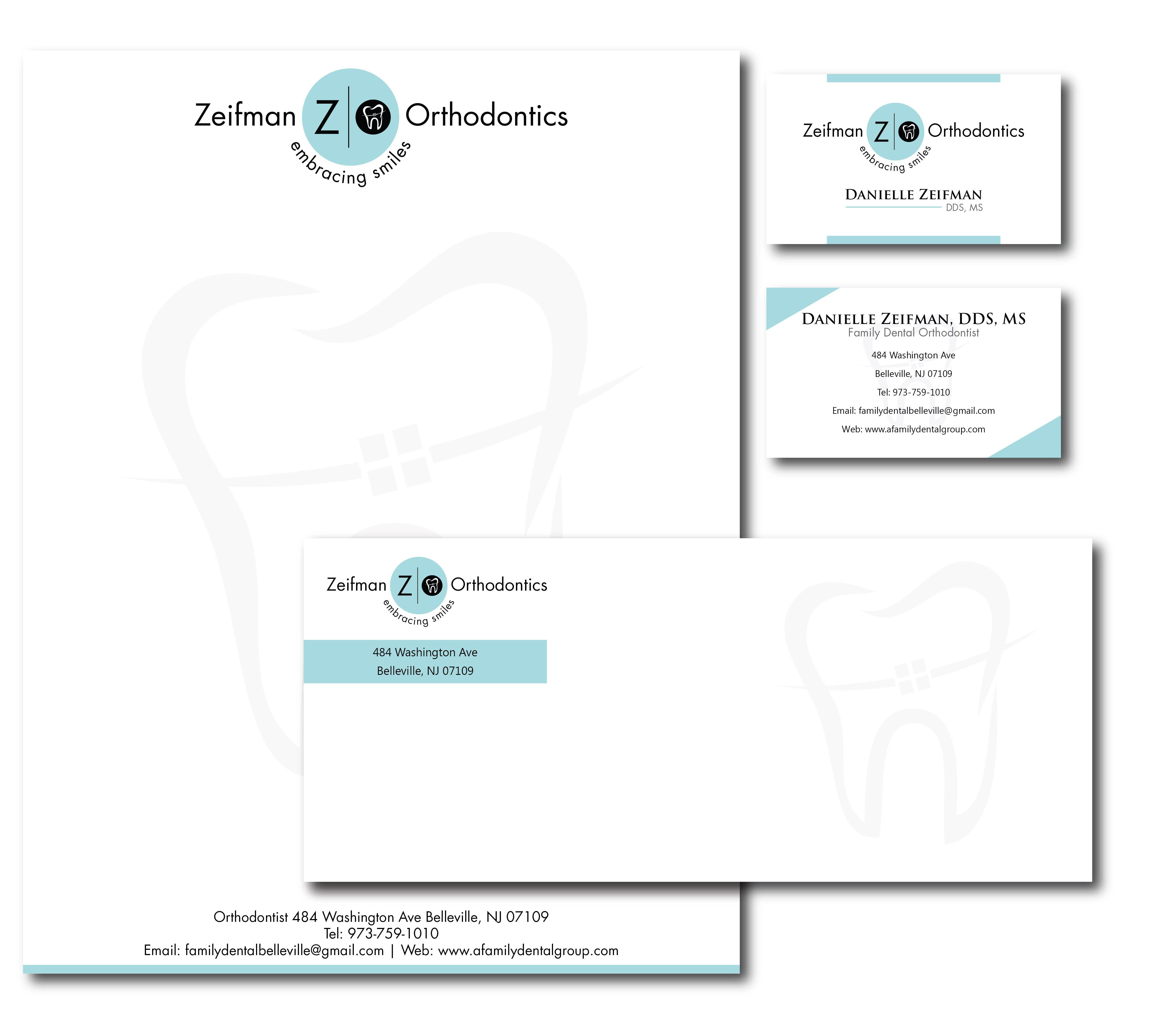Travel Letterhead Design Business Card Design