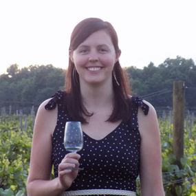 Jessica Worden, Office Manager at Fox Run Vineyards