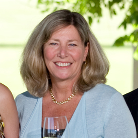 Kathy Zafonte, Co-Owner of Fox Run Vineyards