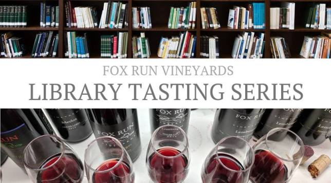 Library Tasting Series Event Photo