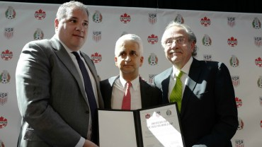 Image result for FIFA 2026 World Cup Awarded To Mexico, Canada And U.S