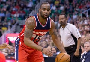 Wizards' bench shows potential in a win against Boston