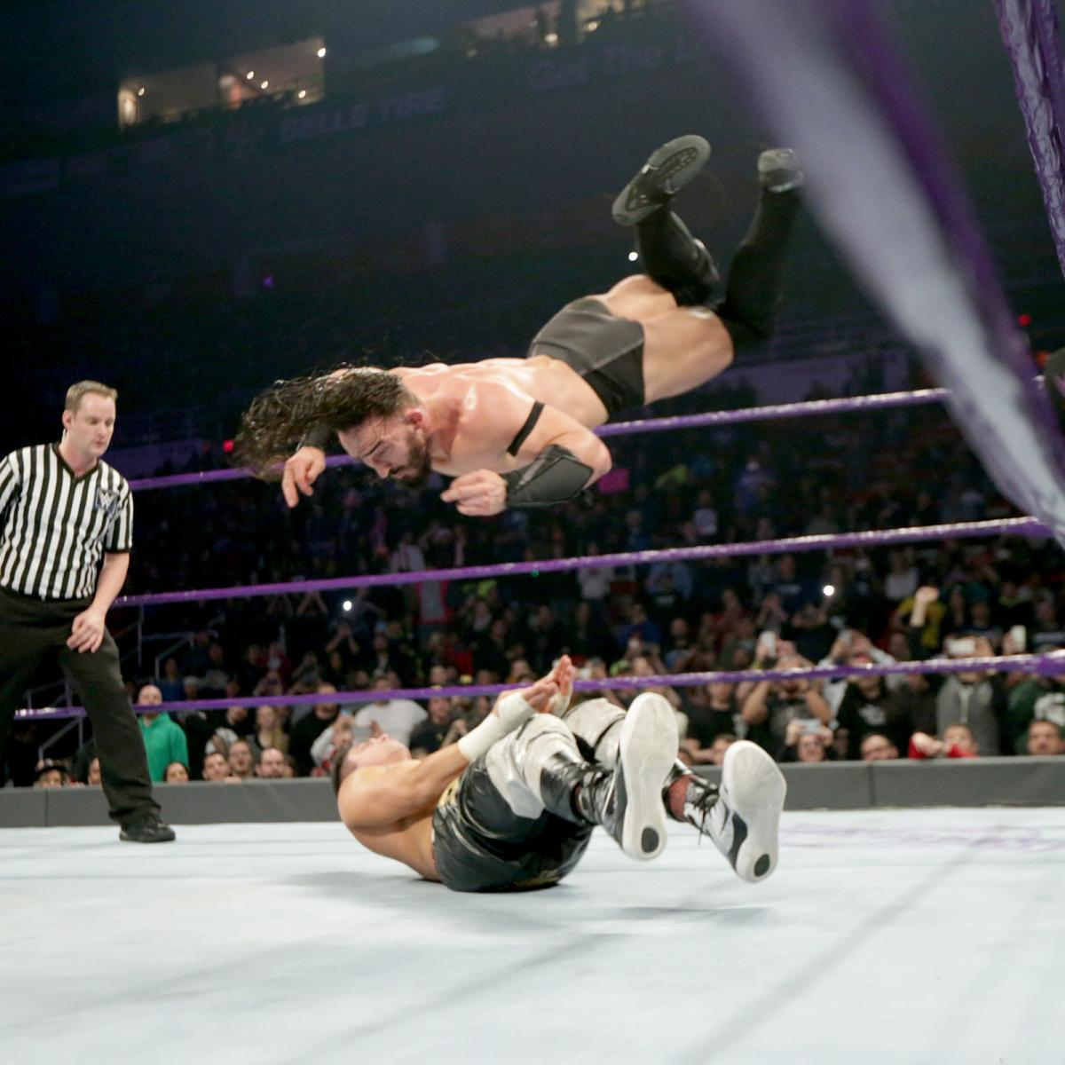The King of The Cruiserweights Has Arrived: 205 Live Review