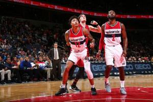 Did the Wizards' Second Unit make the Texas Trip?
