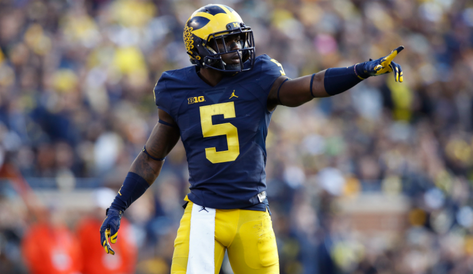 2017 NFL Draft Scouting Report: DB/LB Jabrill Peppers, Michigan