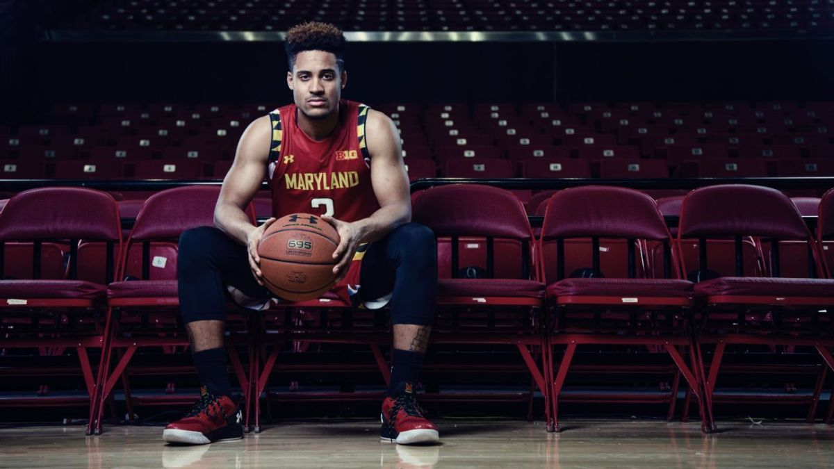 Maryland Star: Romelo Trimble