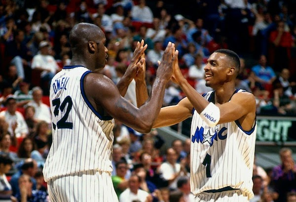 What Could have been: Mid-90's Orlando Magic