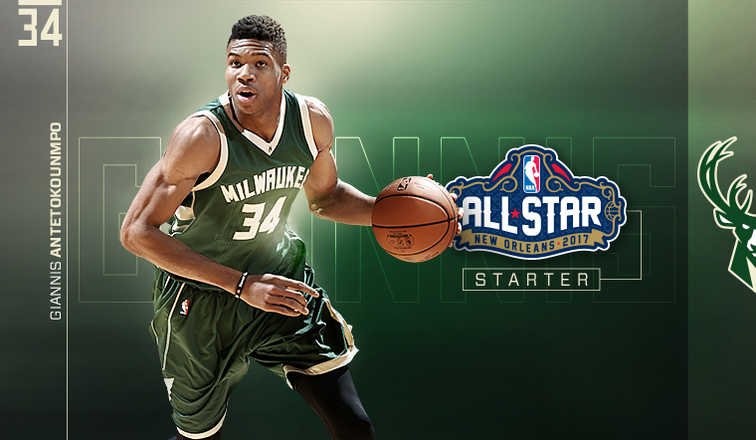 Allow Me To Reintroduce Myself: Giannis Antetokounmpo