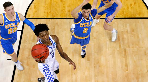 NBA Prospect: De'Aaron Fox is Top Five