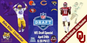 MC Sports Reports:  NFL Draft Special