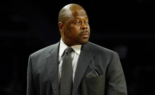 Patrick Ewing Returns To Georgetown Now As The Head Coach