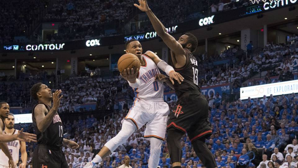 OKC Takes Game 3; Westbrook Adds Triple-Double