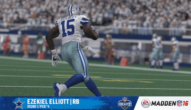 2017_NFL_Madden_Ratings_Rookies_Ezekiel_Elliott