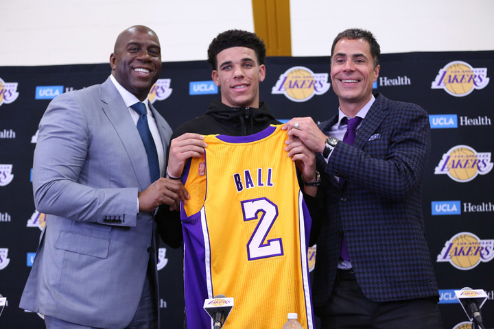 A Match Made In Heaven: The Lakers Drafted Lonzo Ball