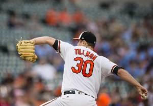 Chris Tillman Makes Strides in Orioles 3-1 Victory