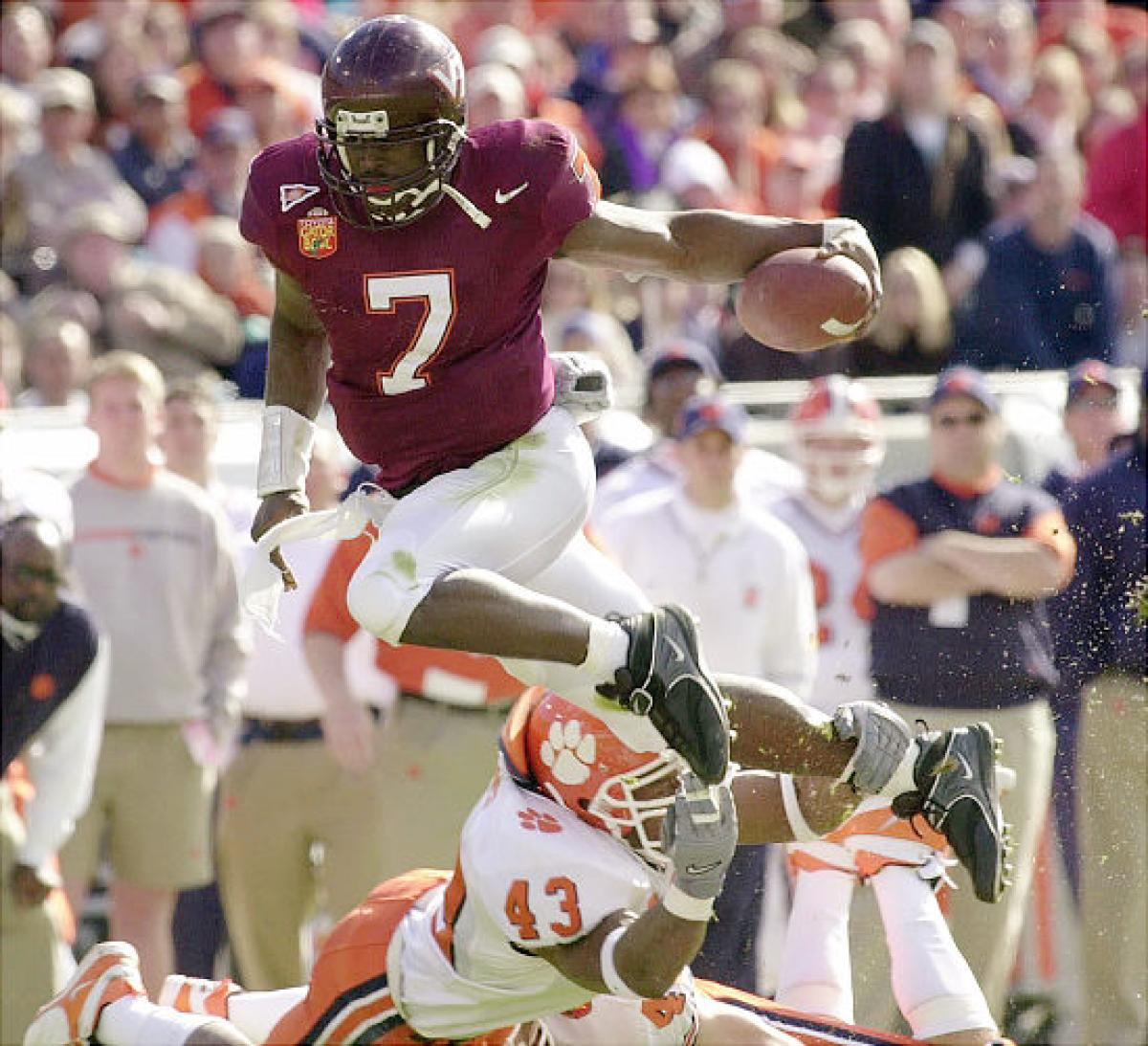 Michael Vick's Legacy Should Have Gotten Him Into VT Hall of Fame Sooner