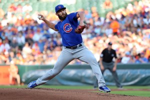 Jake Arrieta Returns to Baltimore With A Bang, Orioles Lose 10-3