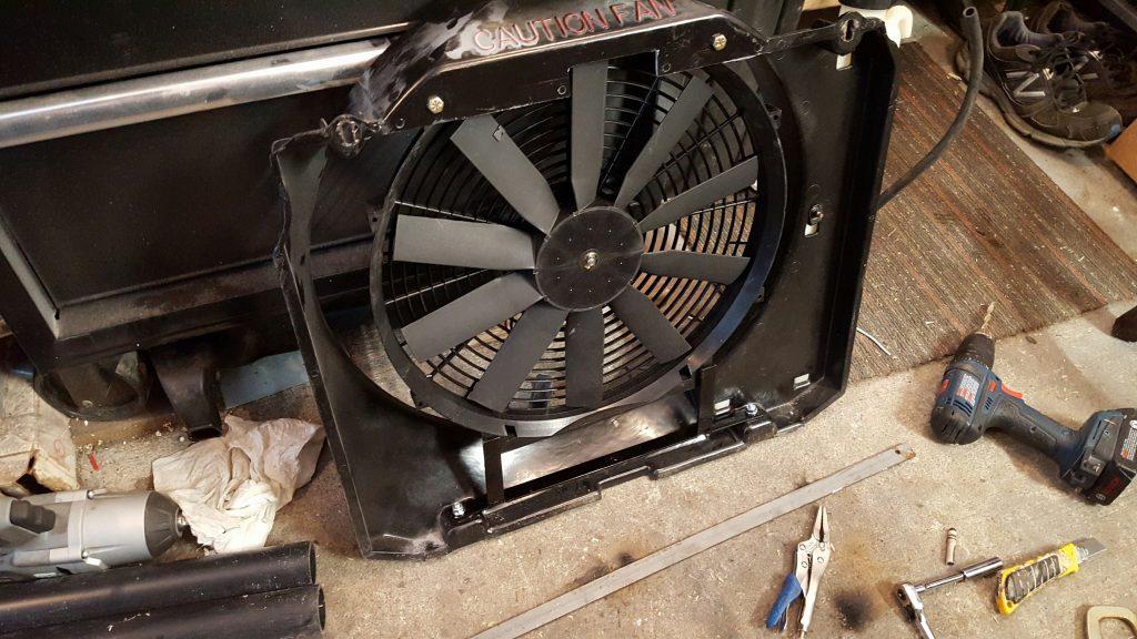 Fan Switch Wiring Diagram On Dodge Ram Dual Electric Fan Wiring