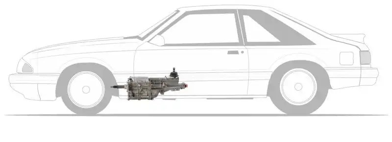 83 Mustang GT mustang burbuja t Mustang