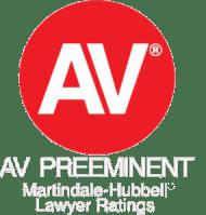 Martindale-Hubbell AV Preeminent Badge