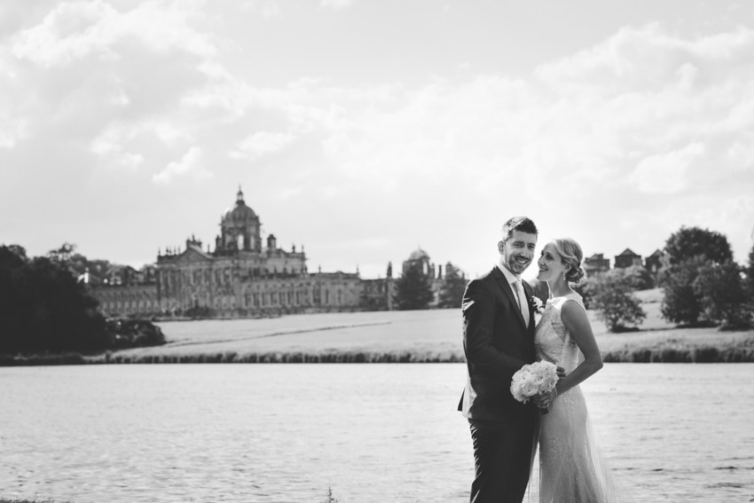 Castle Howard wedding photographer York | Yorkshire wedding photography