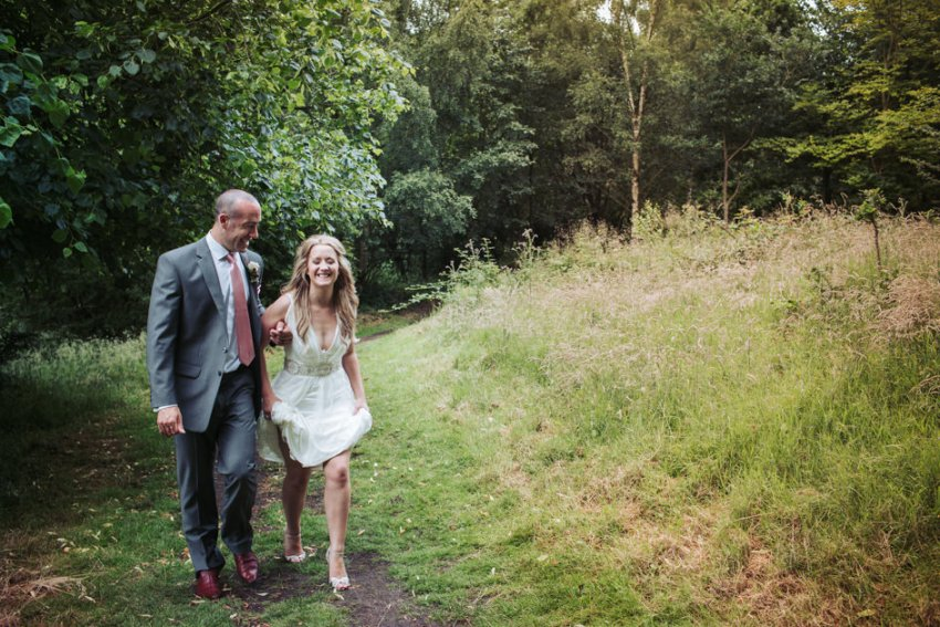 Yorkshire Sculpture Park Wedding by Fox Tail Photography
