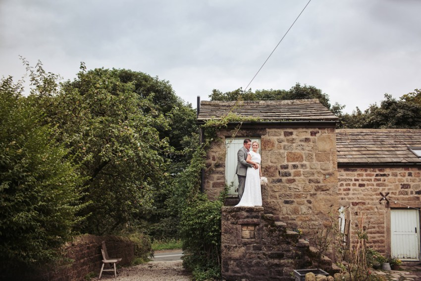 Cheerful Chilli barn wedding, Otley Yorkshire