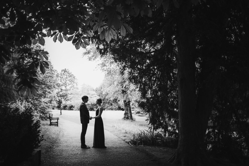 Museum Gardens | York wedding photographer Yorkshire UK