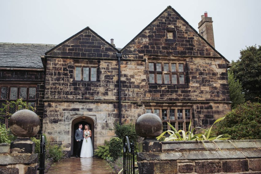 Oakwell Hall wedding | Rustic, vintage, Leeds, Yorkshire venue