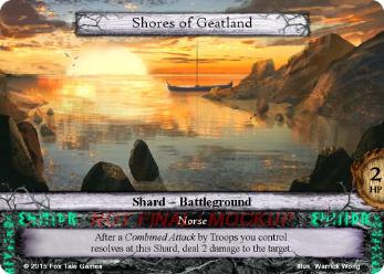 Shard Shores of Geatland