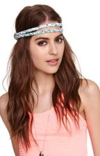 With Love From CA Double Wrap Headband, 11.50 via Pacsun